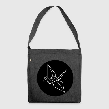 Origami - Borsa in materiale riciclato