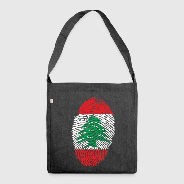 LEBANON / LEBANON / LIBANESE - Shoulder Bag made from recycled material