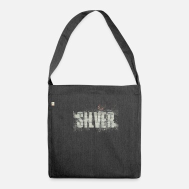 Silver Silver - Shoulder Bag recycled