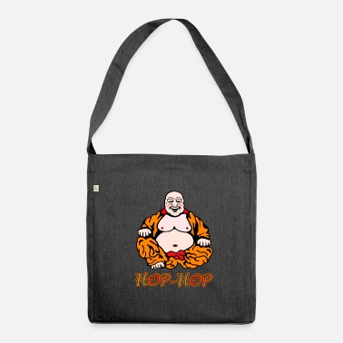 Hop yoga hop hop - Borsa in materiale riciclato