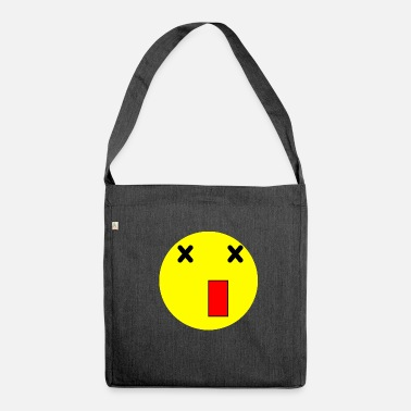 Hungry Hungry - Shoulder Bag made from recycled material