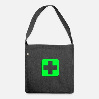 Sanitary SANITARY on tour - Shoulder Bag recycled