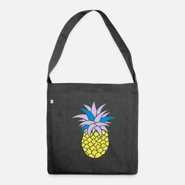 Stylish PINEAPPLE STYLISH - Schoudertas van gerecycled materiaal