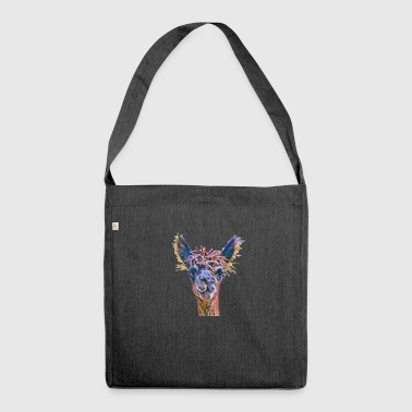alpaca - Borsa in materiale riciclato