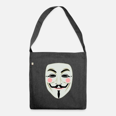 Anonymous Anonymous - Shoulder Bag made from recycled material