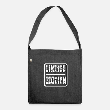 Edition Limited Edition Limited edition - Shoulder Bag recycled