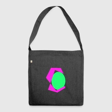 art - Shoulder Bag made from recycled material