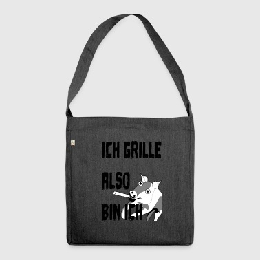 grill - Shoulder Bag made from recycled material