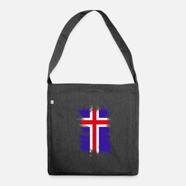 Iceland Iceland - Shoulder Bag made from recycled material