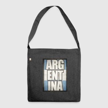 Argentina - Shoulder Bag made from recycled material