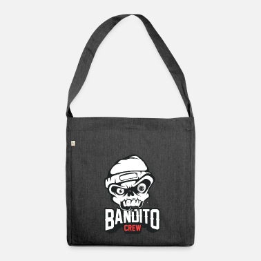 Twitch BANDITOCREW TWITCH - Shoulder Bag made from recycled material