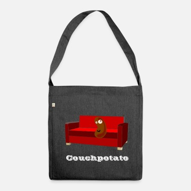 Couch Couch Potato Couch Potato - Shoulder Bag recycled