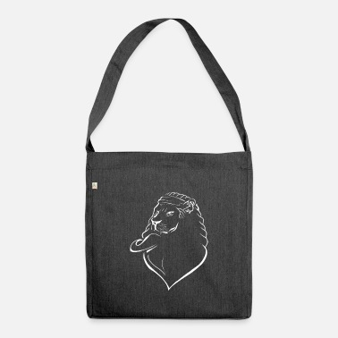 Grafia Lion Graf - Borsa in materiale riciclato