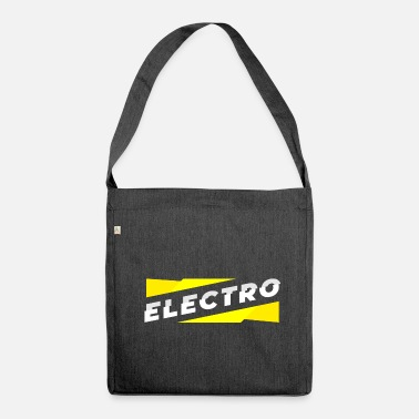 Electro Electro - Shoulder Bag recycled