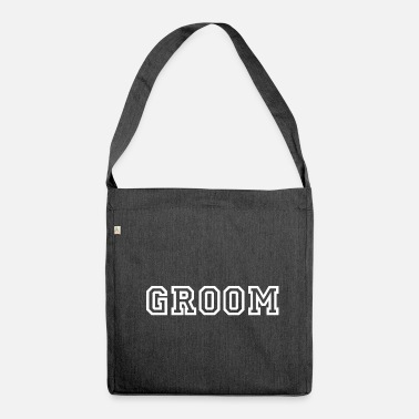 Groom GROOM - Shoulder Bag recycled