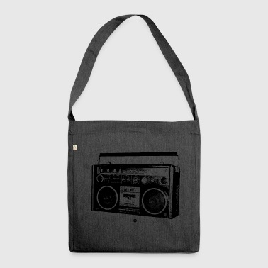 Every Boombox ! - Sac bandoulière 100 % recyclé