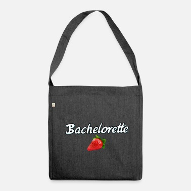 Bachelorette Bachelorette - Shoulder Bag made from recycled material