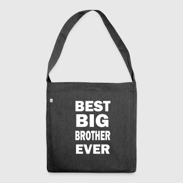 Brothers - Shoulder Bag made from recycled material