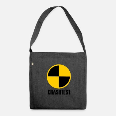 Crash CRASH TEST - Borsa in materiale riciclato