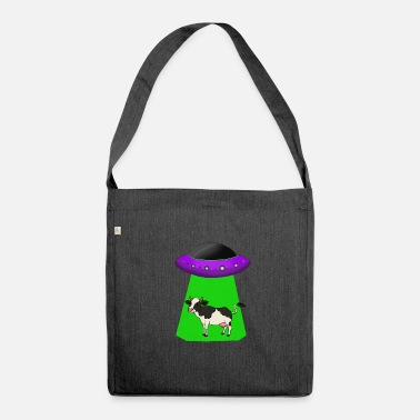 Abduction Alien Abduction - Shoulder Bag recycled