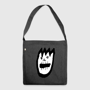 devil - Shoulder Bag made from recycled material