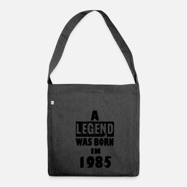 1985 1985 - Shoulder Bag made from recycled material