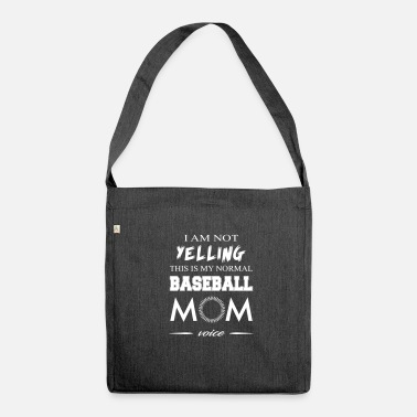 Yell Yelling - Shoulder Bag recycled