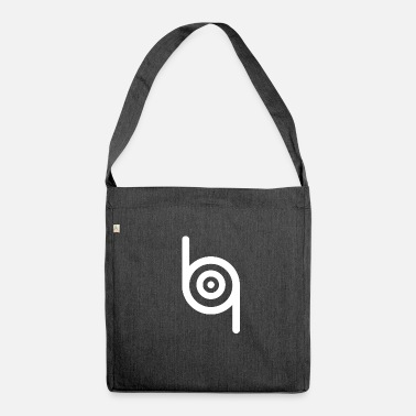 Logo logo - Borsa in materiale riciclato