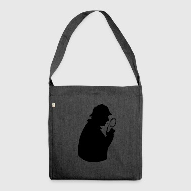 SHERLOCK - Shoulder Bag made from recycled material