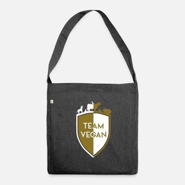 Shield DIVISION TEAM VEGAN SHIELD - Sac bandoulière 100 % recyclé