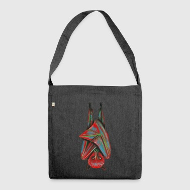 The Flying Fox - Schultertasche aus Recycling-Material