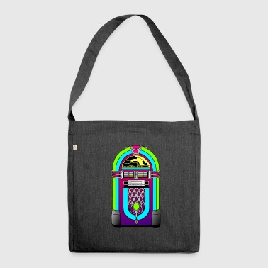 Jukebox - Shoulder Bag made from recycled material
