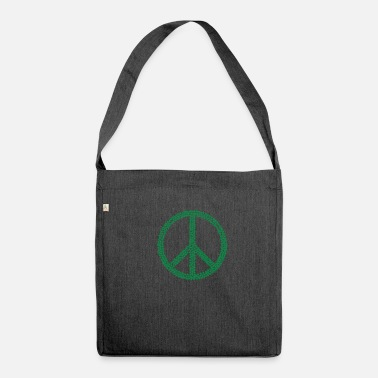 Green Peace Green peace - Shoulder Bag made from recycled material