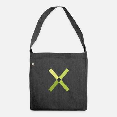Sports x - Borsa in materiale riciclato