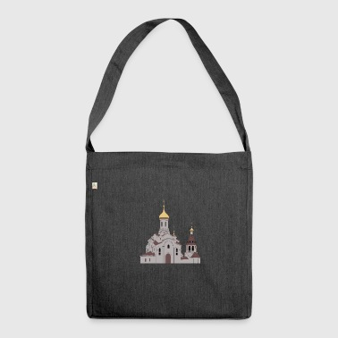 Orthodox Church - Shoulder Bag made from recycled material