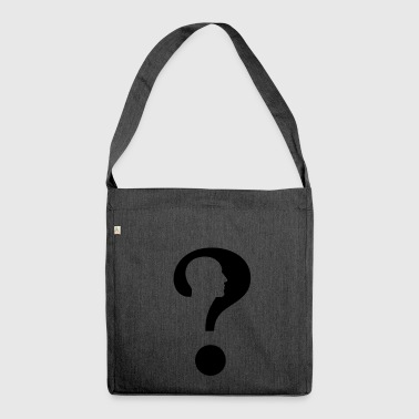 Question - Shoulder Bag made from recycled material
