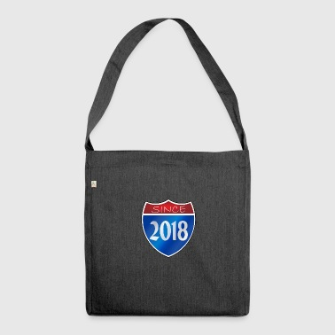 Since 2018 - Shoulder Bag made from recycled material