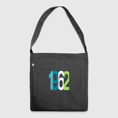 Established 1962 - Schultertasche aus Recycling-Material
