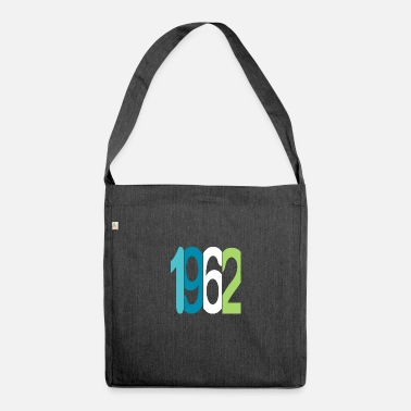 Established Established 1962 - Schultertasche aus Recycling-Material