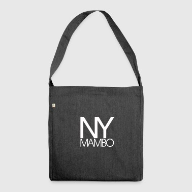 NY MAMBO - Shoulder Bag made from recycled material