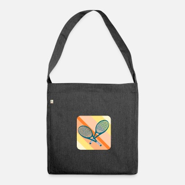 I Love Tennis Tennis - I love tennis - Shoulder Bag recycled