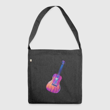 Ukulele Ukulele - Schultertasche aus Recycling-Material