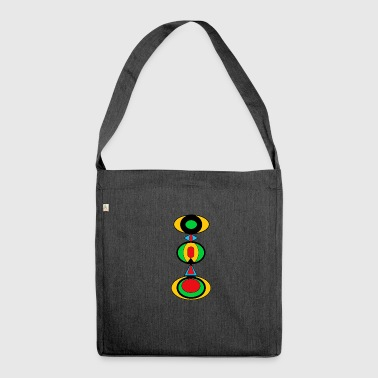 Exotic Exotic jewelry - Shoulder Bag made from recycled material