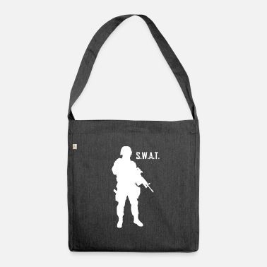 Swat Swat - Schultertasche aus Recycling-Material