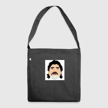 Diego Diego Maradona - Schultertasche aus Recycling-Material