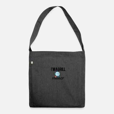 Grillmaster The grillmaster - Shoulder Bag recycled