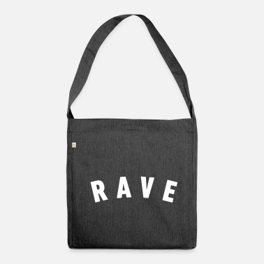 Rave RAVE - Borsa in materiale riciclato