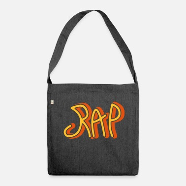 Rap rap - Borsa in materiale riciclato