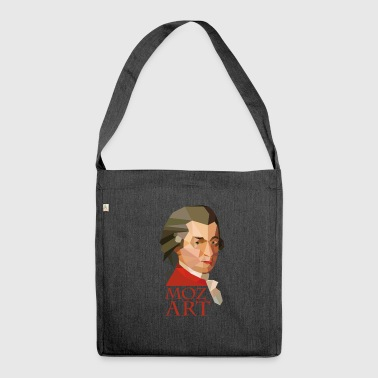 Mozart - Shoulder Bag made from recycled material