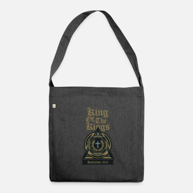 King King of the Kings - Shoulder Bag made from recycled material